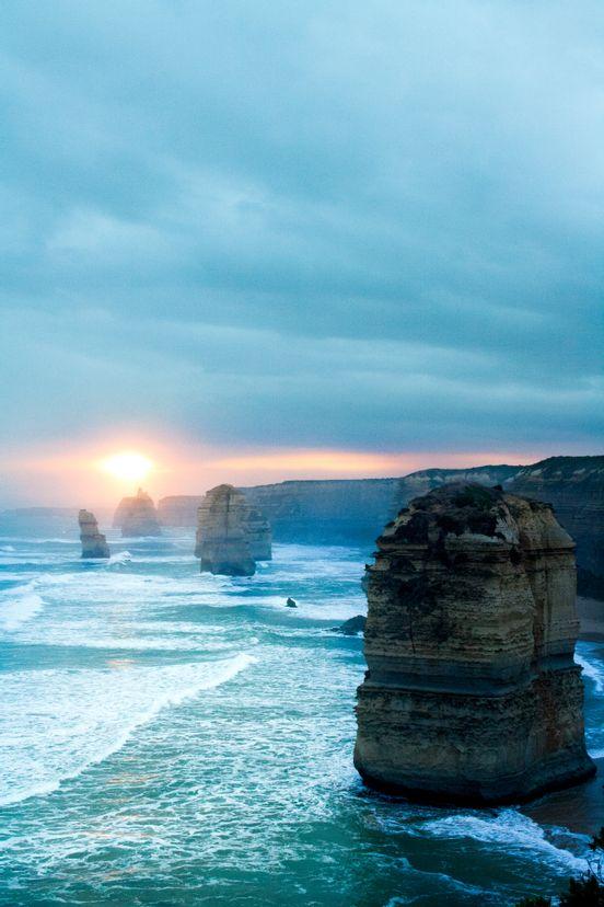 sevenpics presents - Twelve Apostles National Park