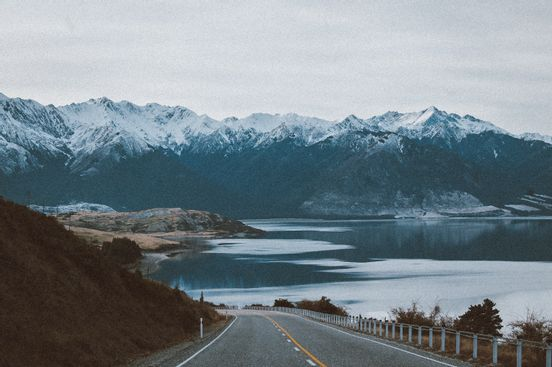 sevenpics presents - Where to go and what to see in South Island: