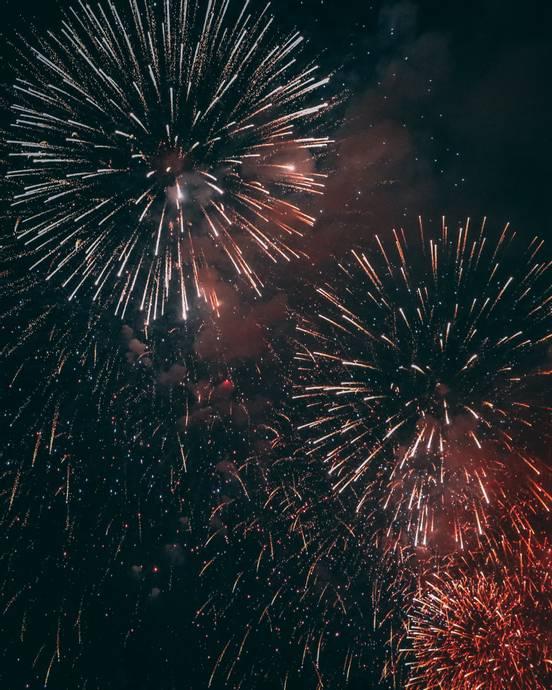 sevenpics presents - Fireworks