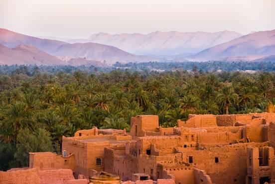 sevenpics presents - The Morocco and its tourist attractions