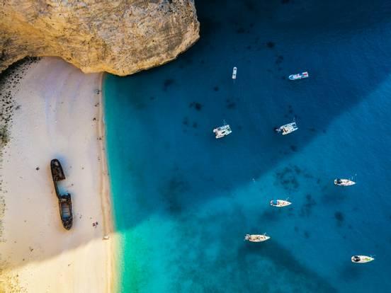 sevenpics presents - 5 Naturwunder in Griechenland, die Sie unbedingt sehen müssen