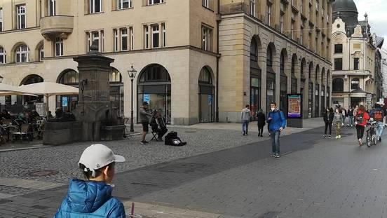 sevenpics presents - Leipzig sightseeing