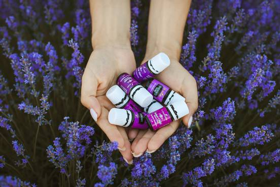 sevenpics presents - Эфирные масла лаванды