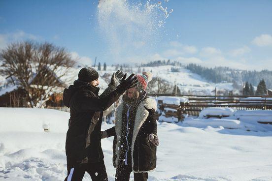 sevenpics presents - Настоящая зима