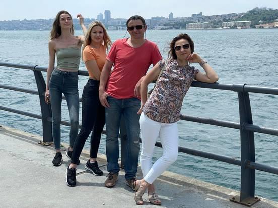 sevenpics presents - Прогулки по Стамбулу