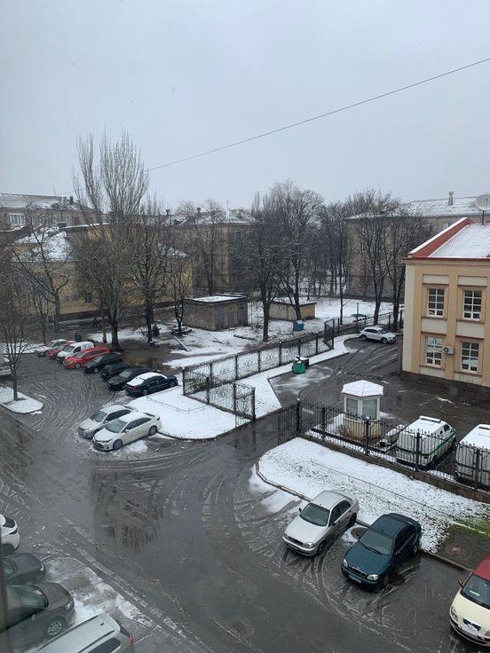 sevenpics presents - Снова снег (