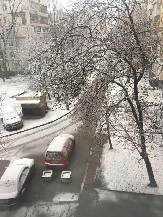 sevenpics presents - 25 марта. Зима не сдается ! 😅❄️
