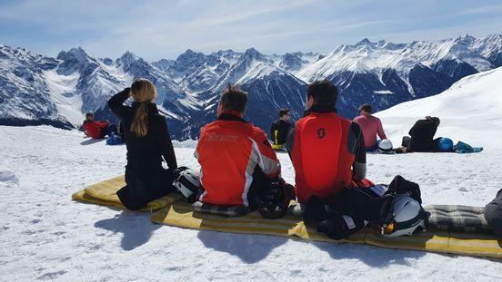 sevenpics presents - Швейцарские Альпы