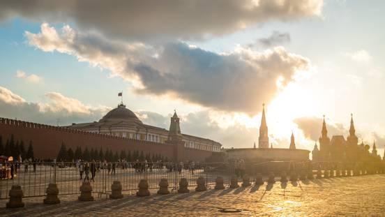 sevenpics presents - The Kremlin, the main Moscow Landmarks