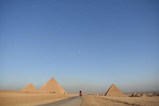 sevenpics presents - The step-pyramid at Saqqara, Egypt