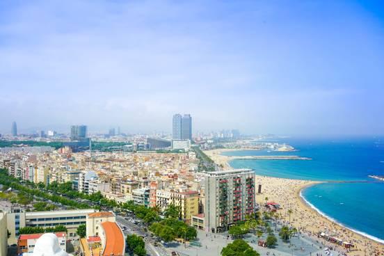 sevenpics presents - 5 найкращих місць для відвідування в Іспанії