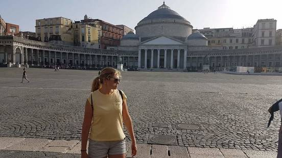 sevenpics presents - Италия,Неаполь и вулкан Везувий
