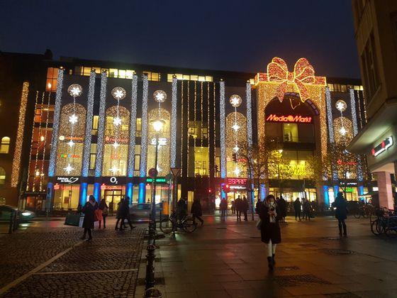 sevenpics presents - Berlin рождественский