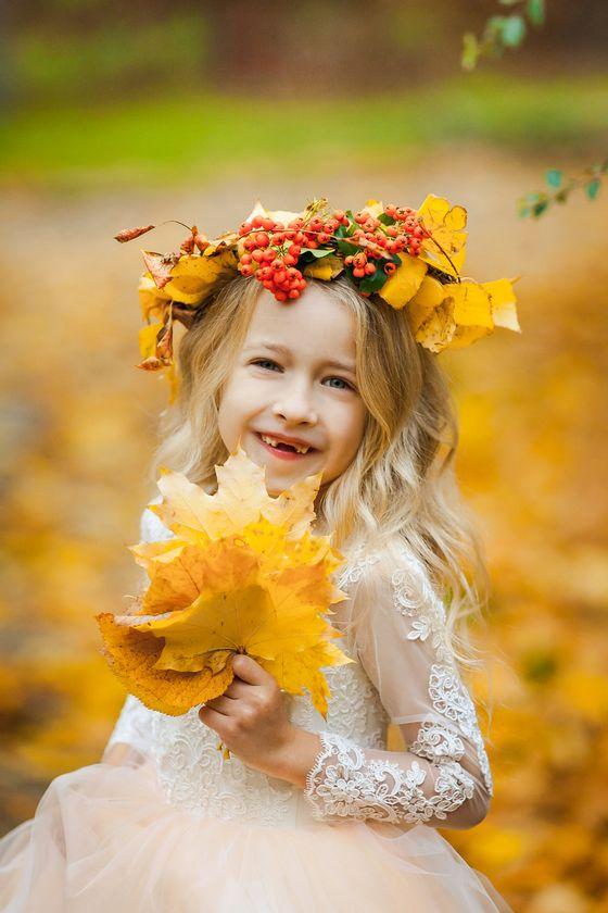 sevenpics presents - Осень и детство