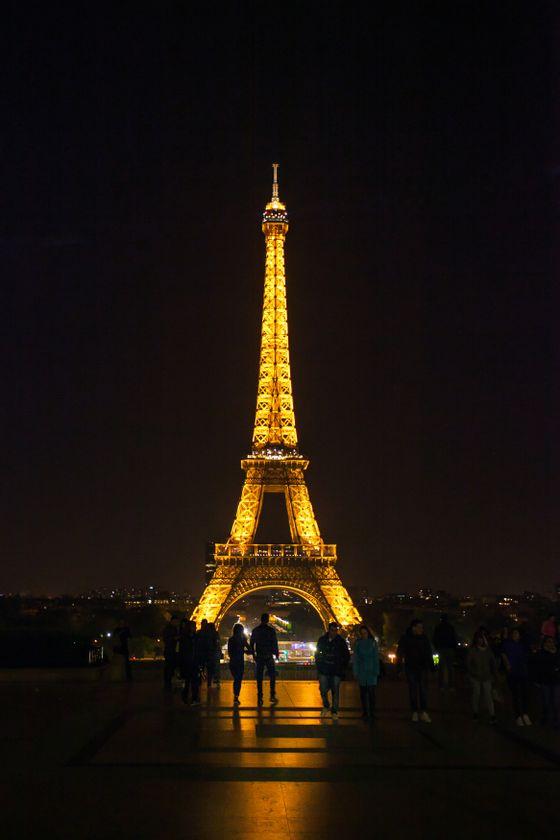 sevenpics presents - Париж