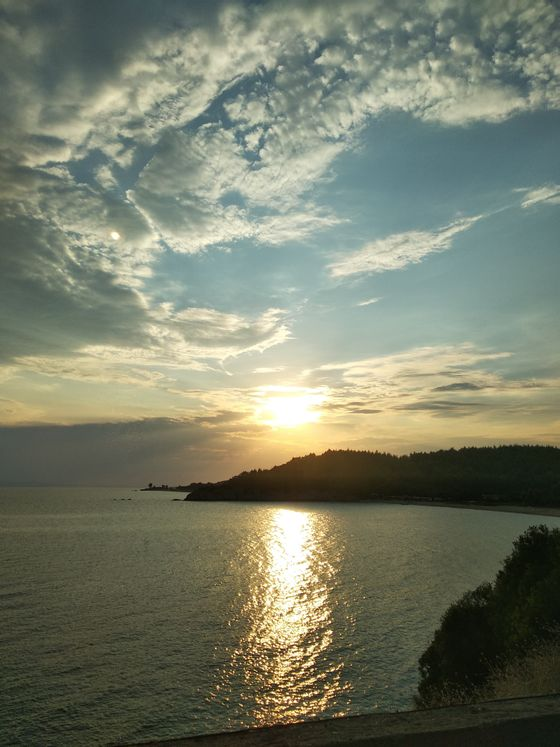 sevenpics presents - Красота материковой Греции. Халкидики.