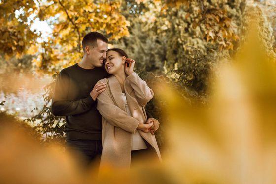 sevenpics presents - Осень и любовь)