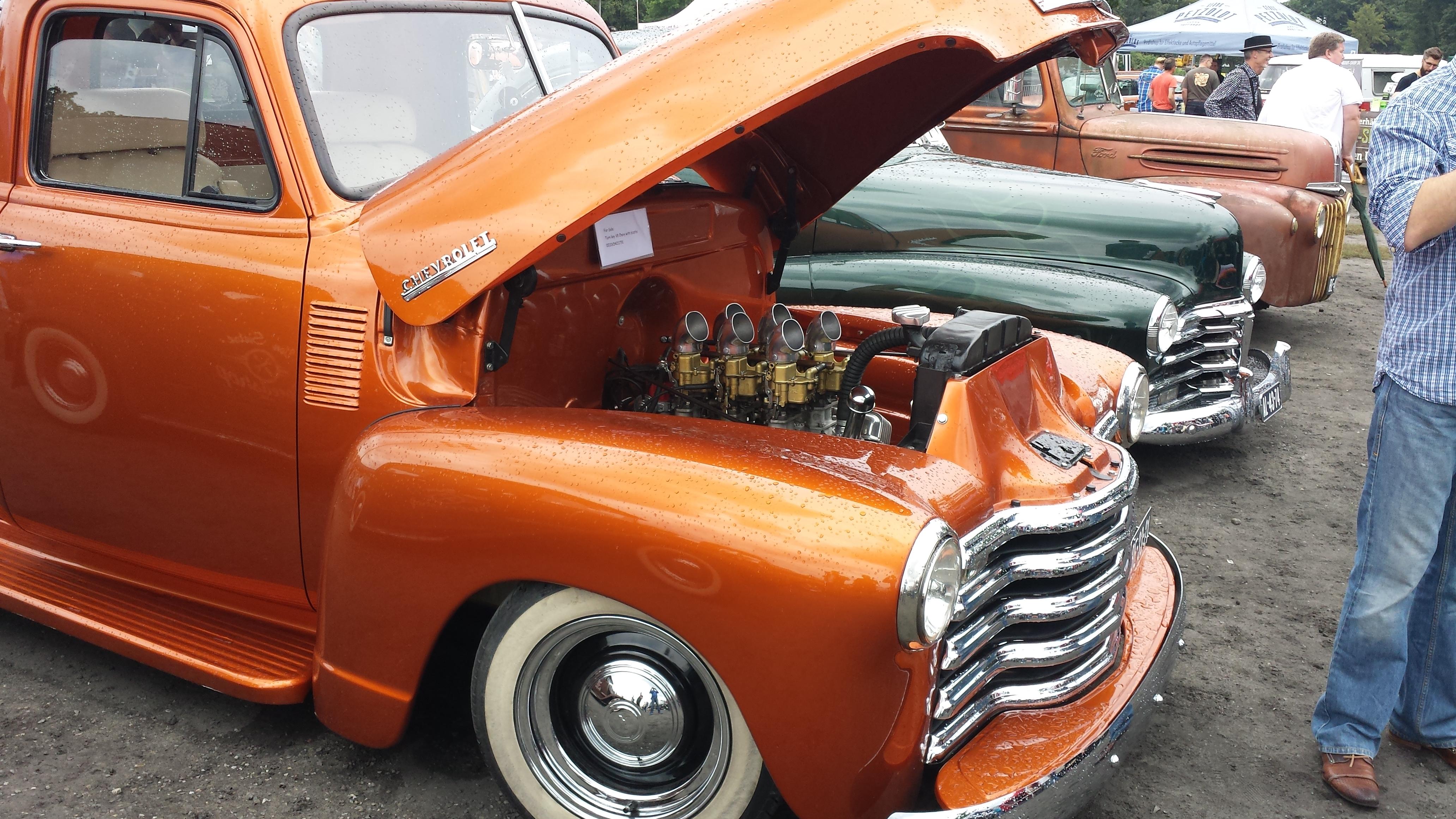 Retro Cars Oldtimer - Motorshow in Recklinghausen