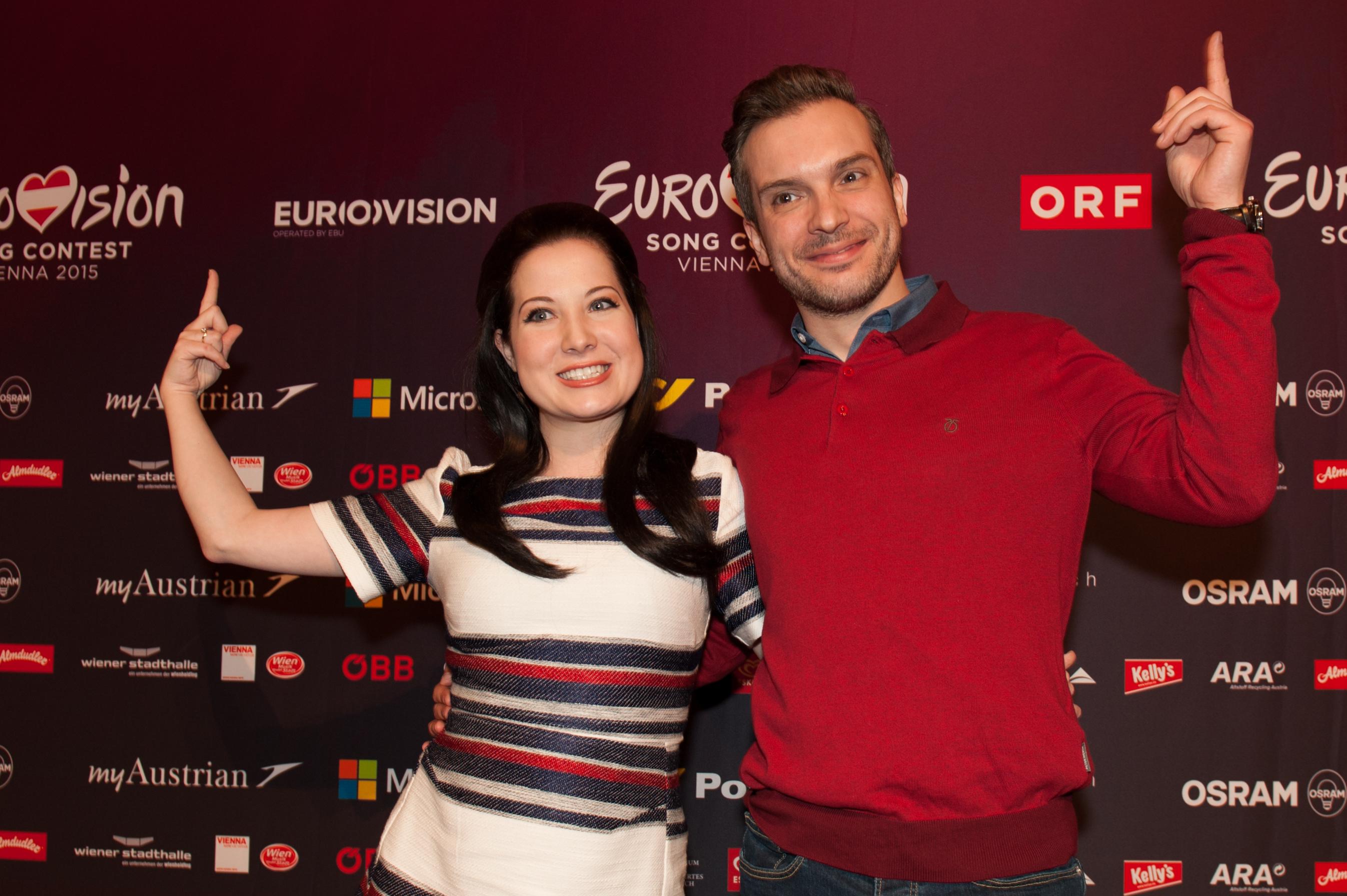 Представители Великобритании на Евровидение 2015