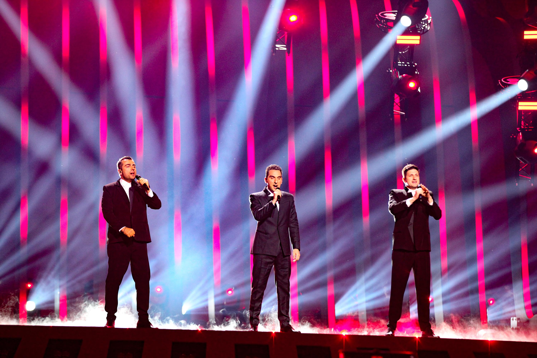 Евровидение Грузия 2018
