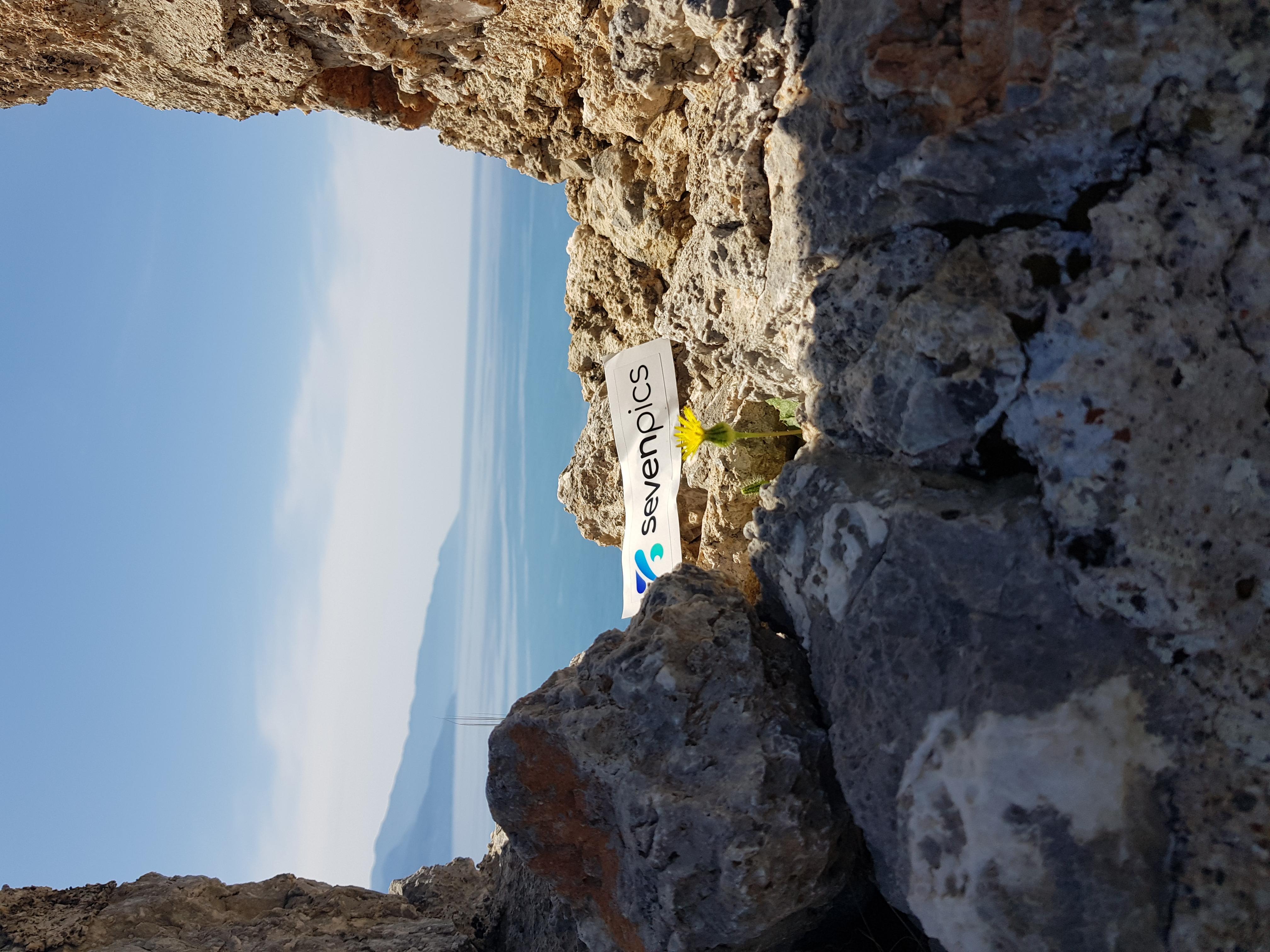Путешествие с Seven Pics по острову Гемилер, Турция