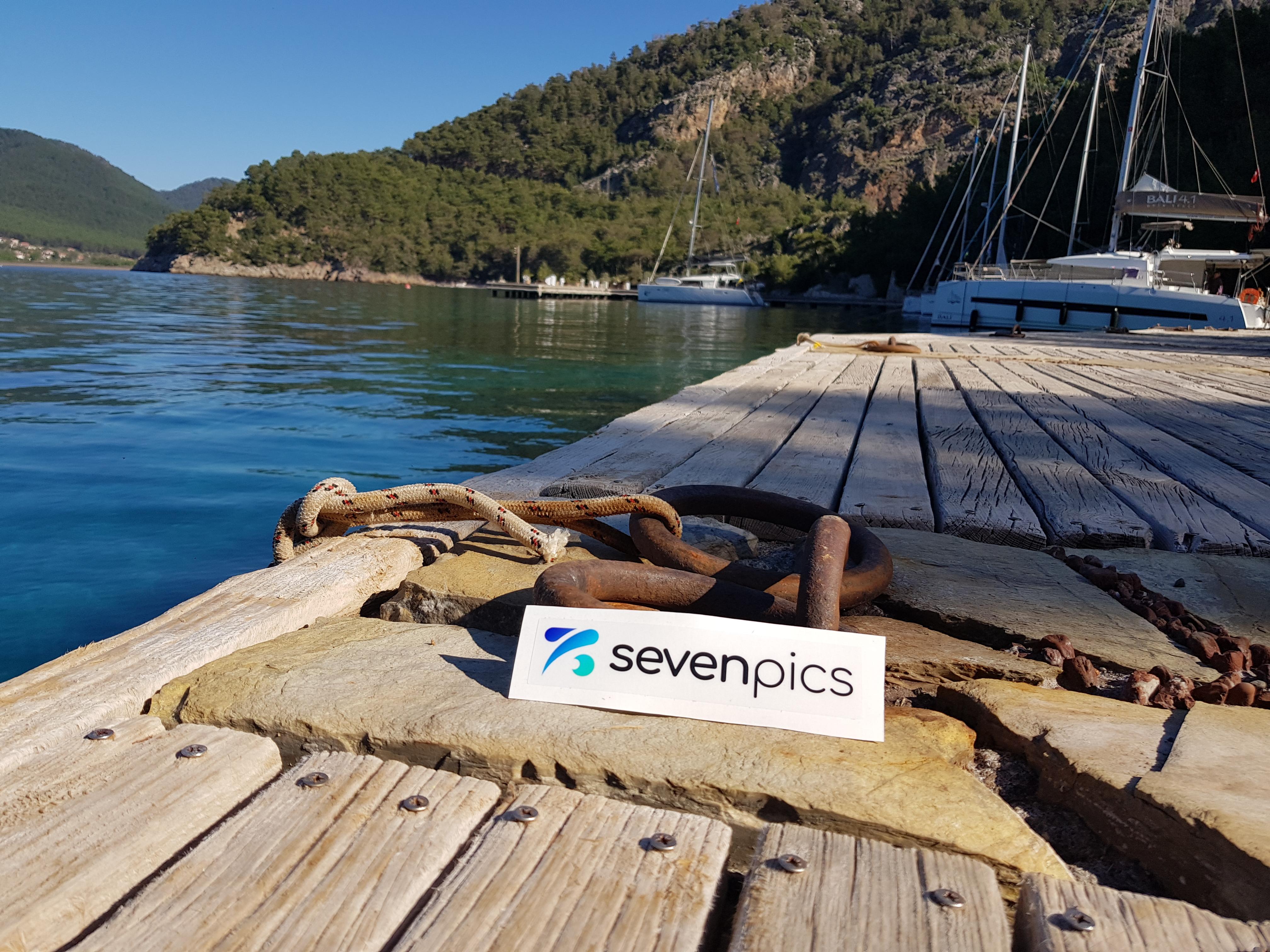 Путешествуем с Seven Pics, бухта Экинчик, Турция