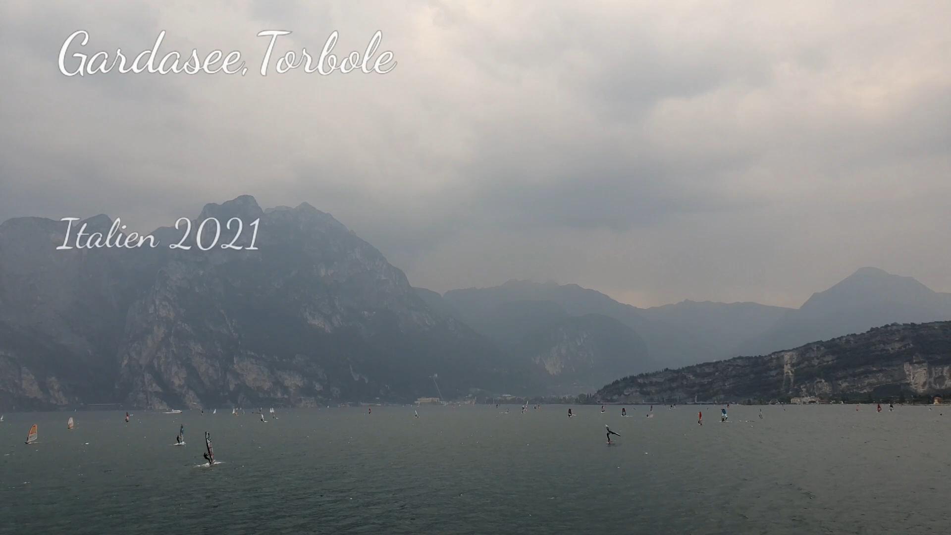 г.Торболе,Гарда,Италия,июнь 2021.