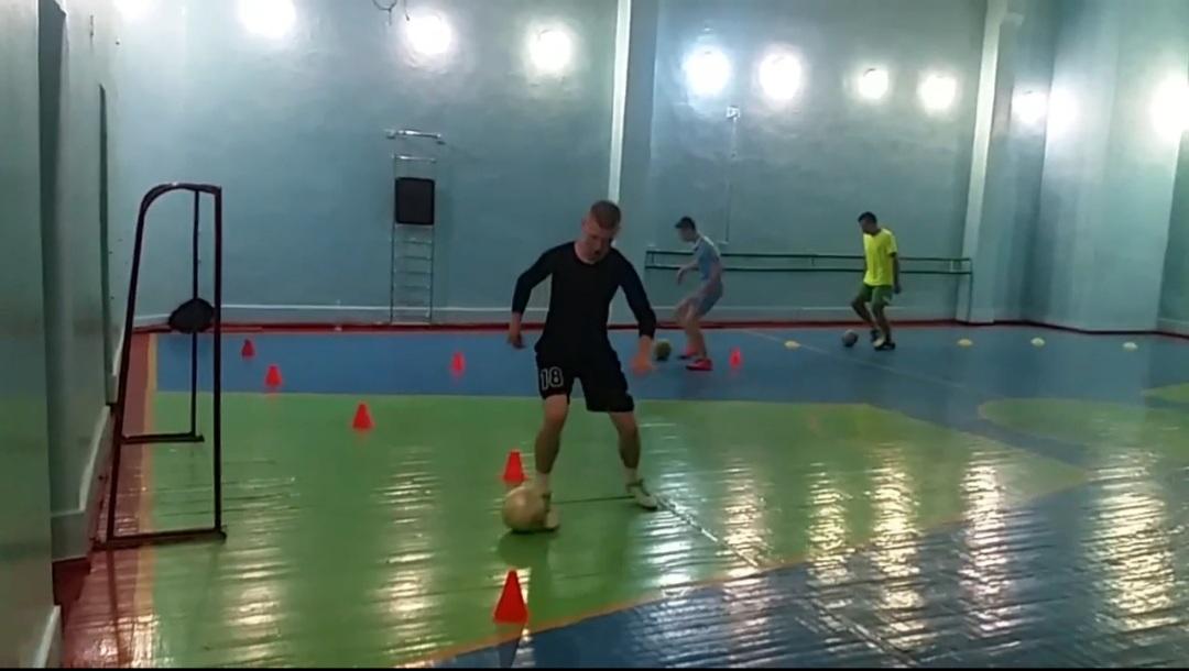 МФК «Эхо» продолжает подготовку к зимнему чемпионату в Дивизионе 5 м. Хмельницко
