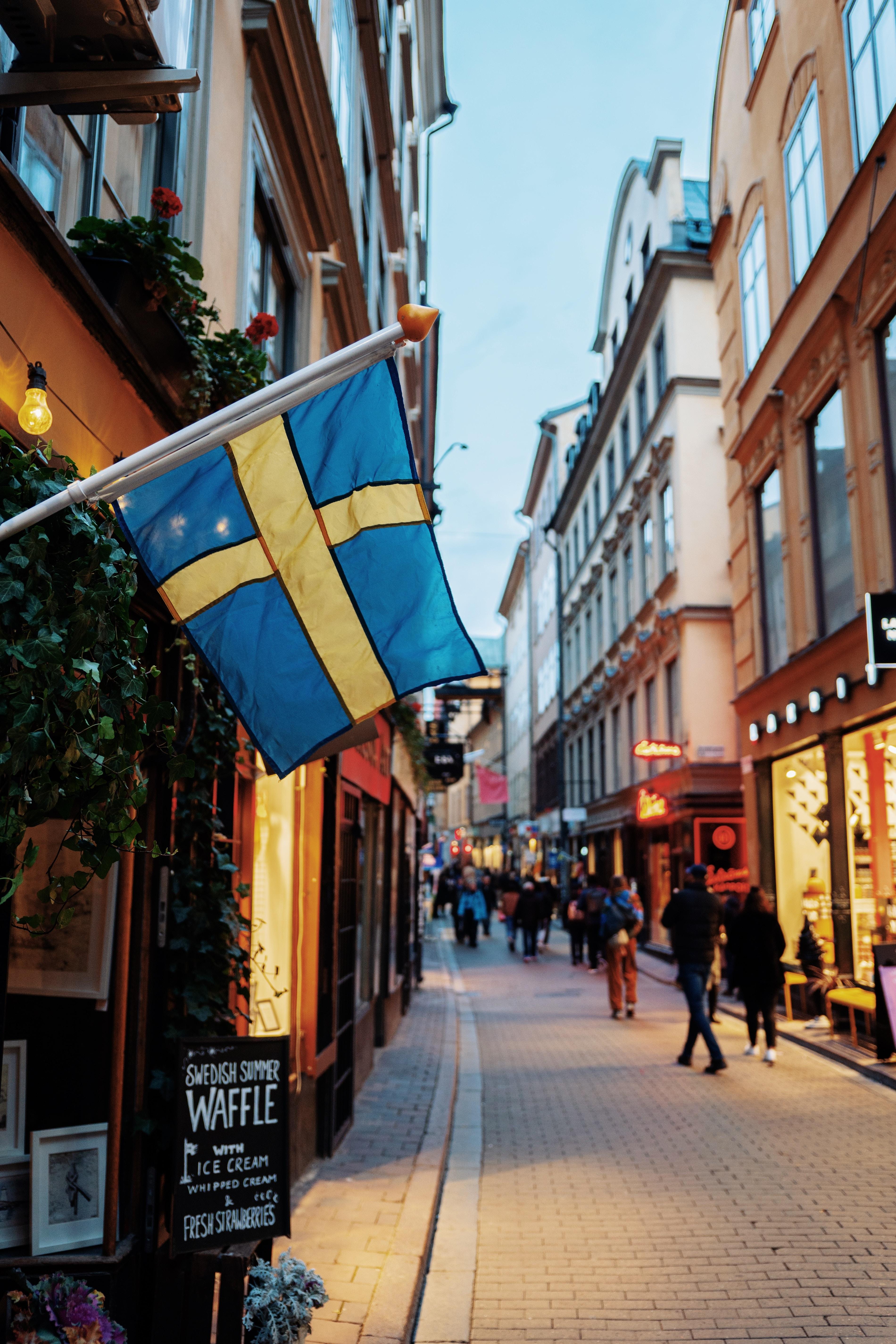 Швеция на конкурсе Евровидение