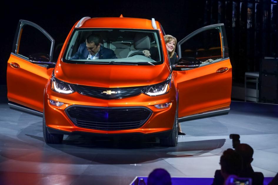 Chevrolet electic