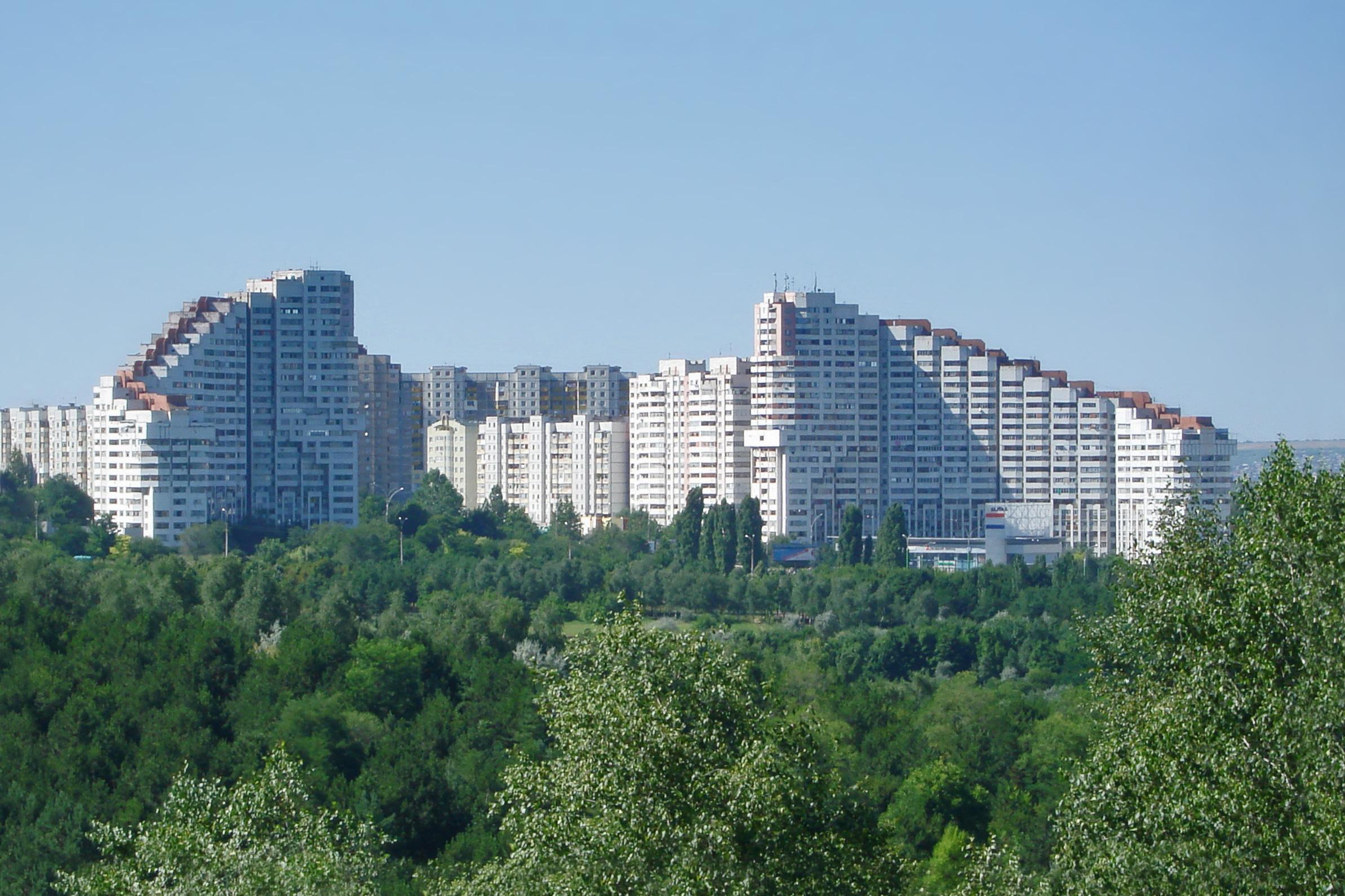 День города Кишинев