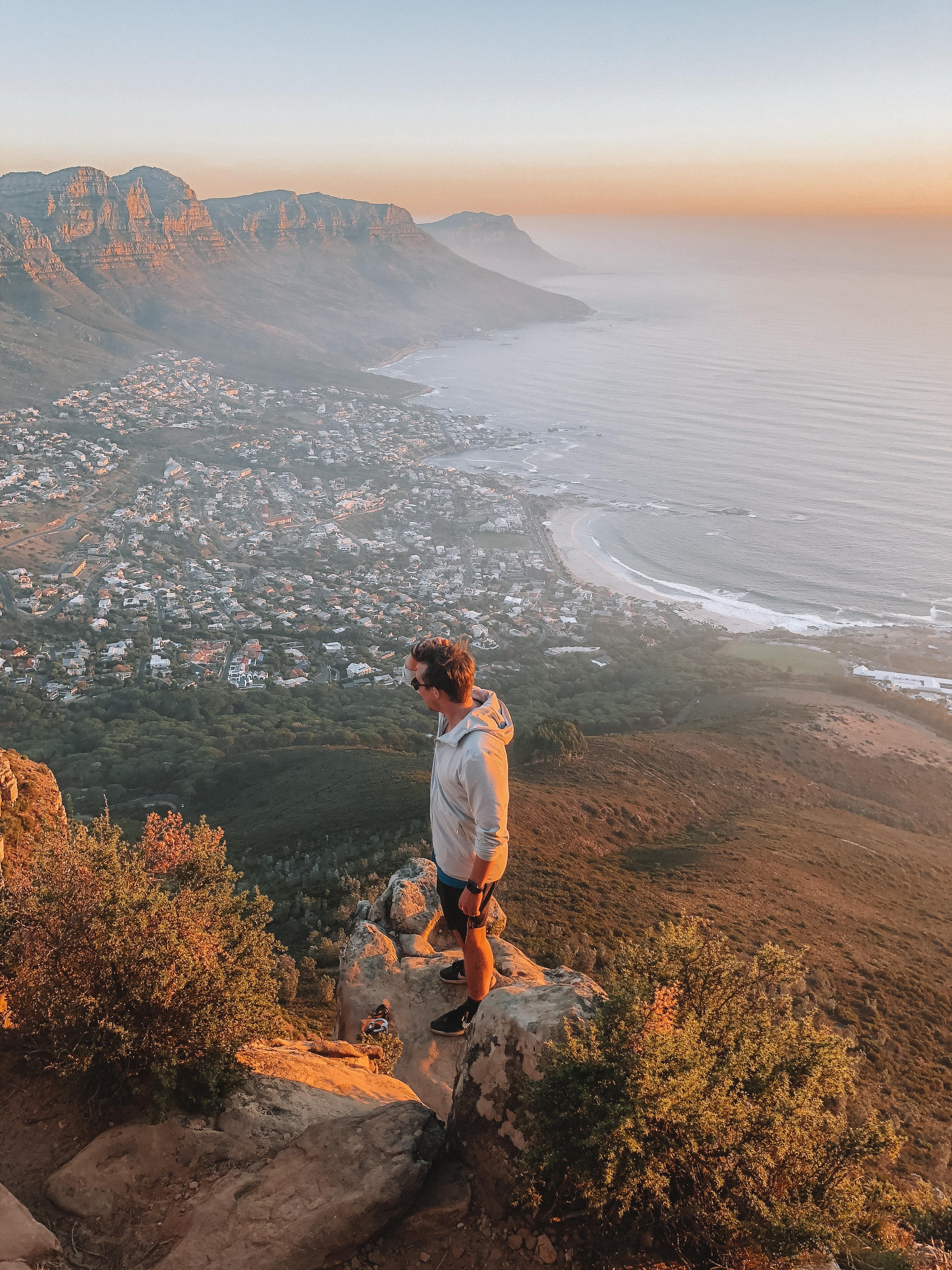 Besuchen Sie Kapstadt