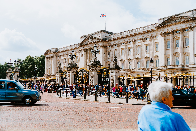 Букингемский дворец: