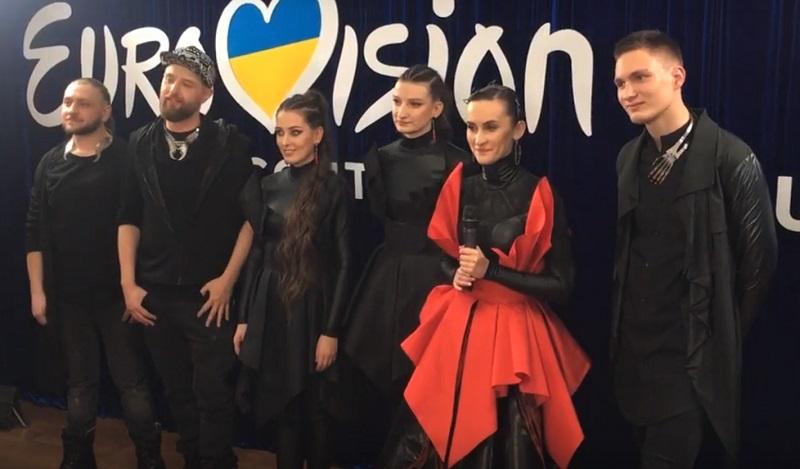 Евровидение Украина 2021