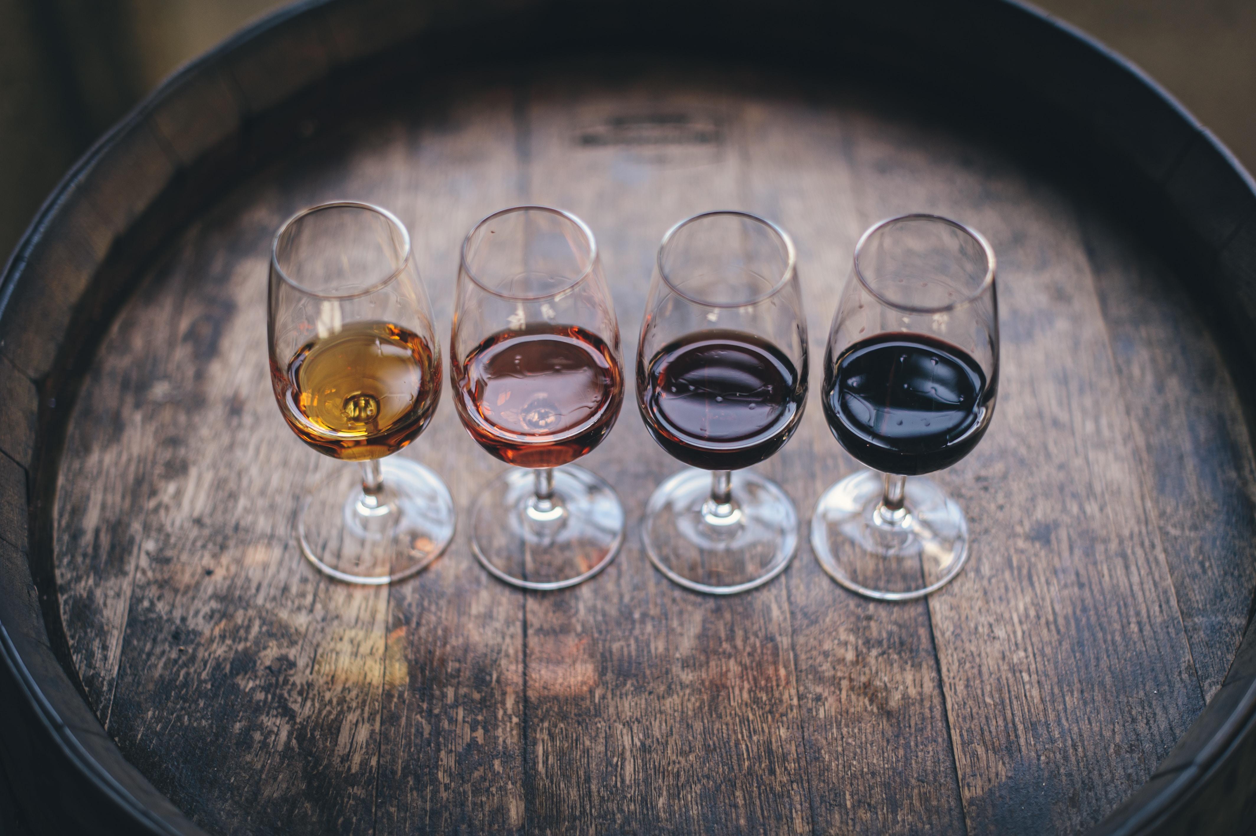 Nationaler Weintag in den USA