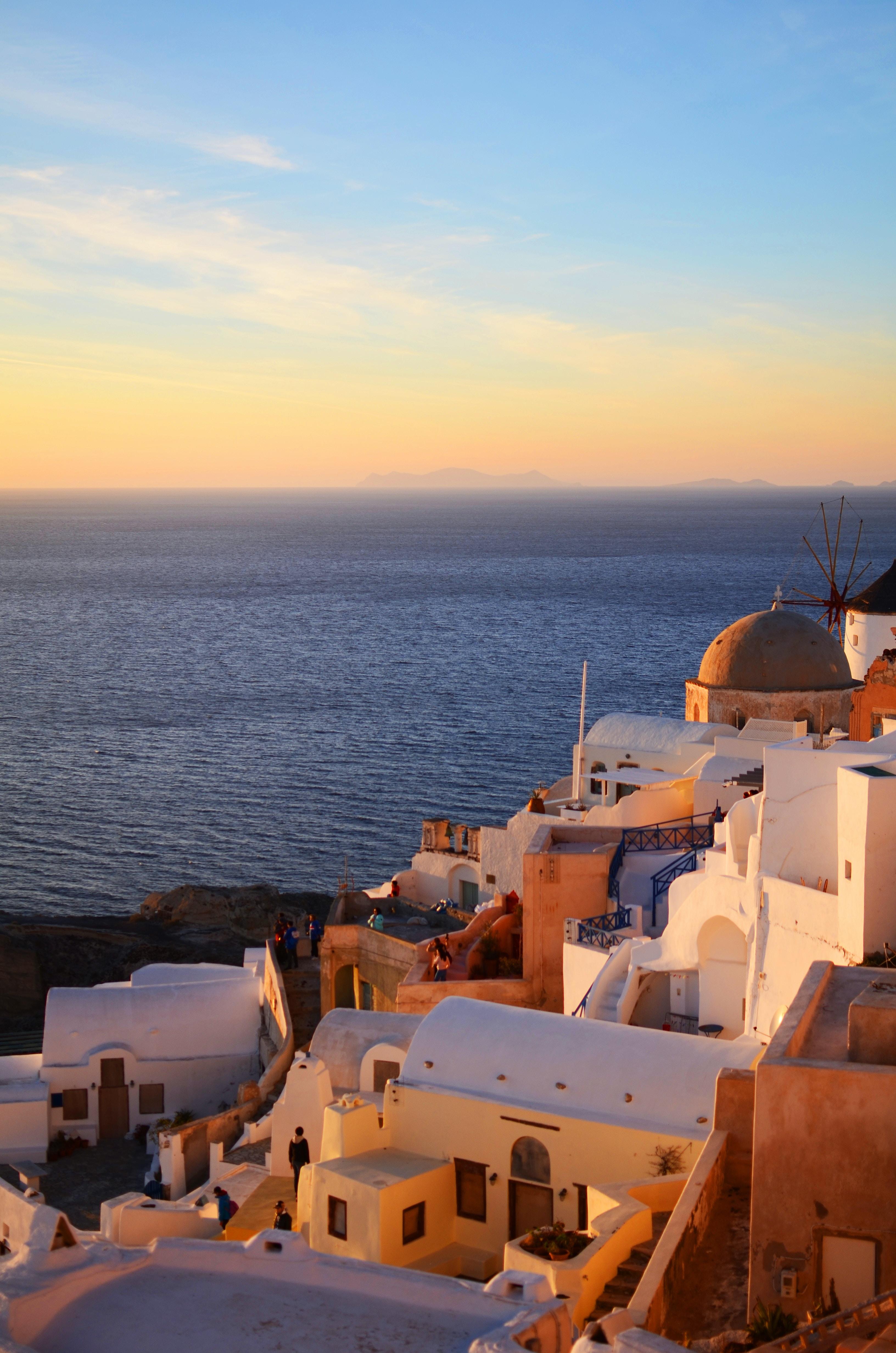 Основні місця для відвідування в Греції