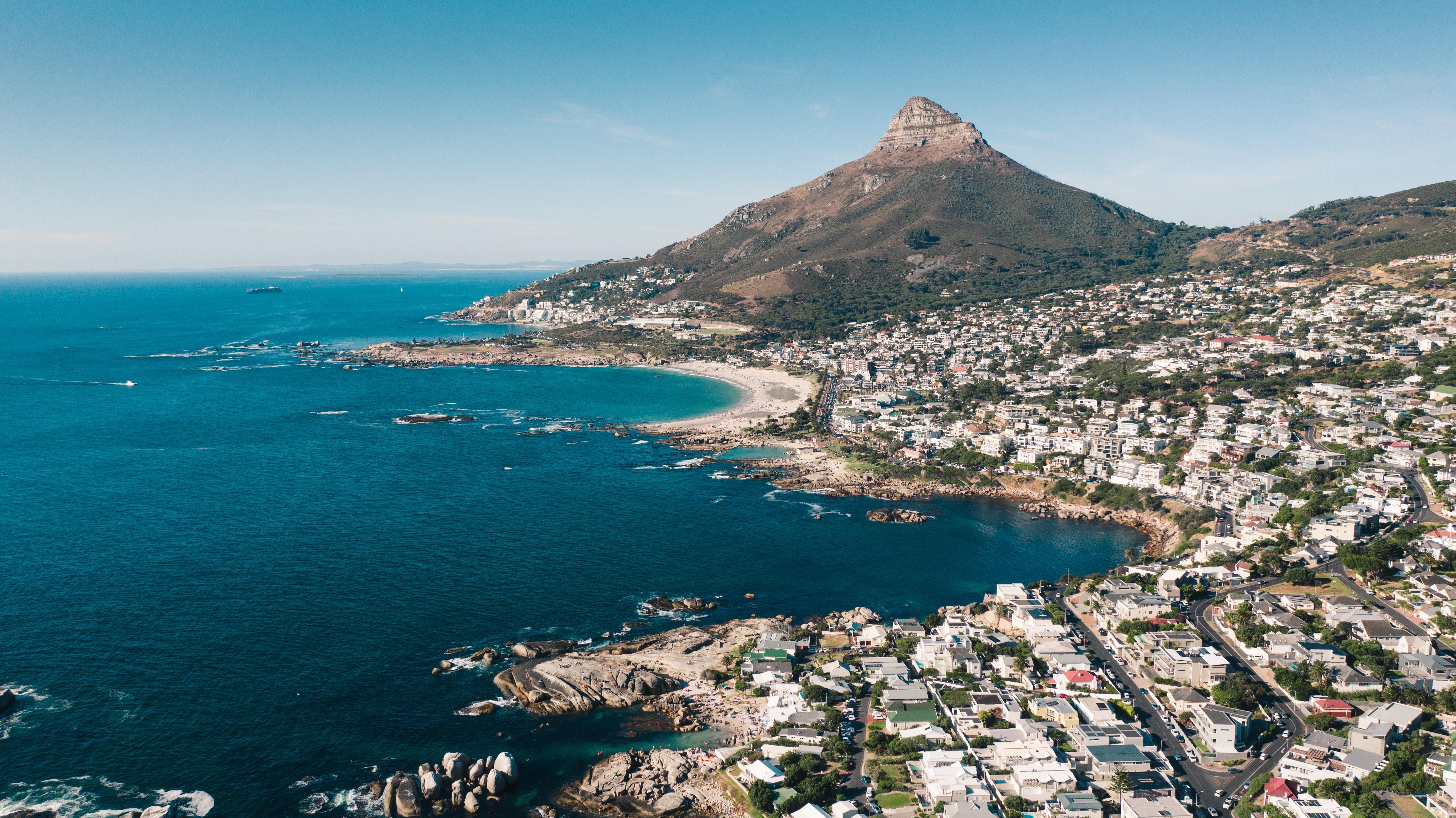 Посетить Кейптаун