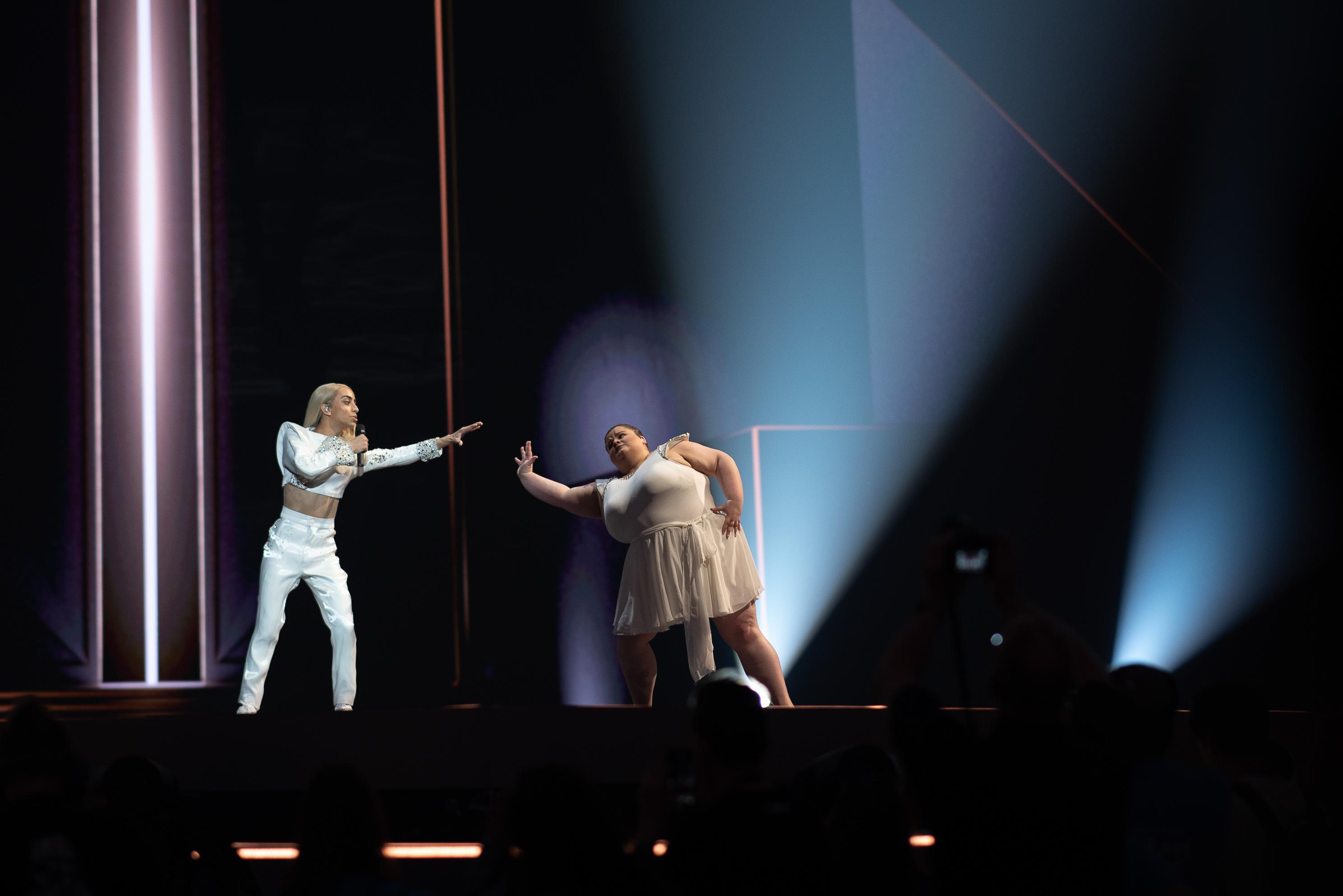 Евровидение 2019 для представителя Франции