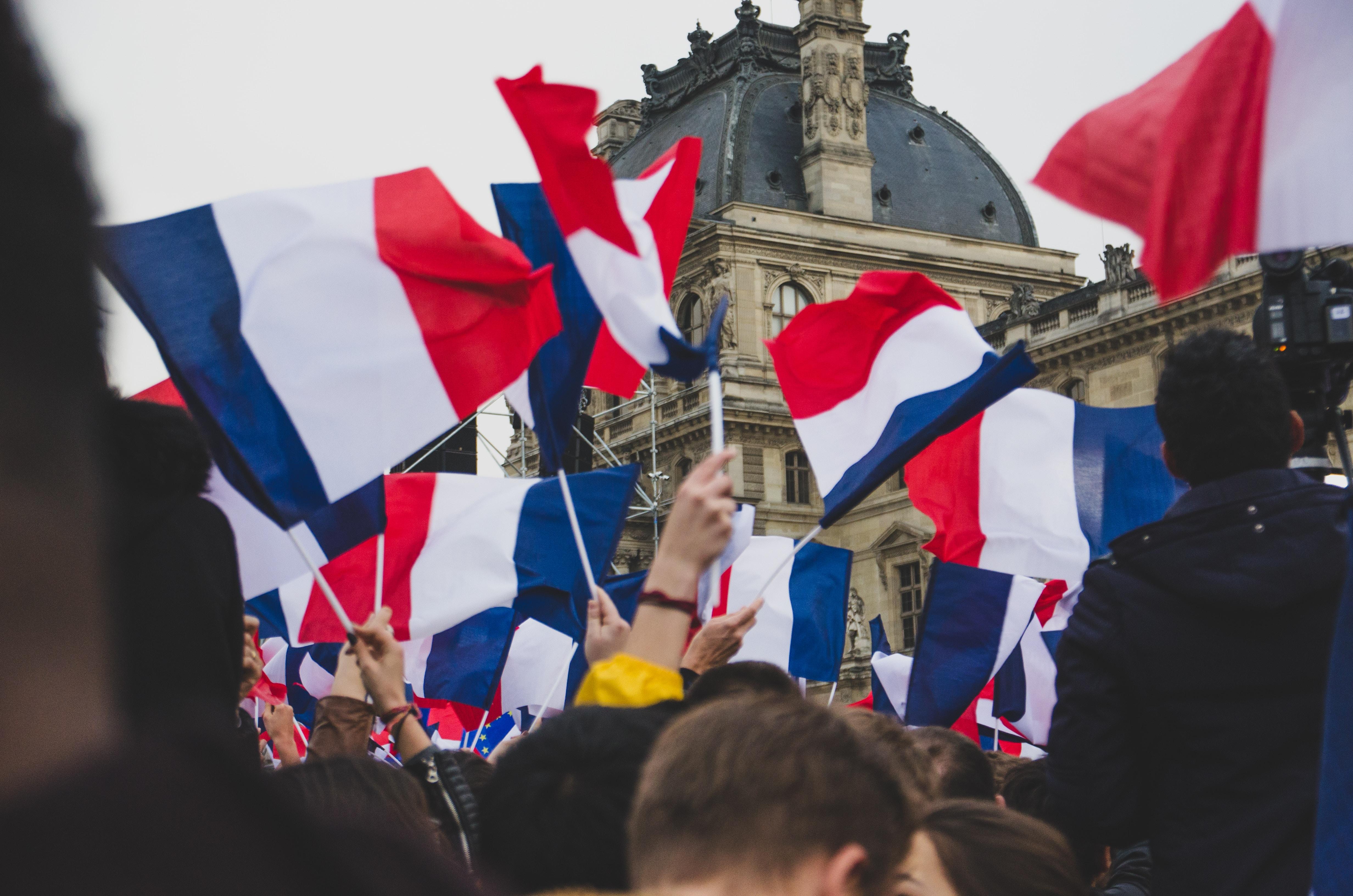 sevenpics presents - Frankreich bei der Eurovision
