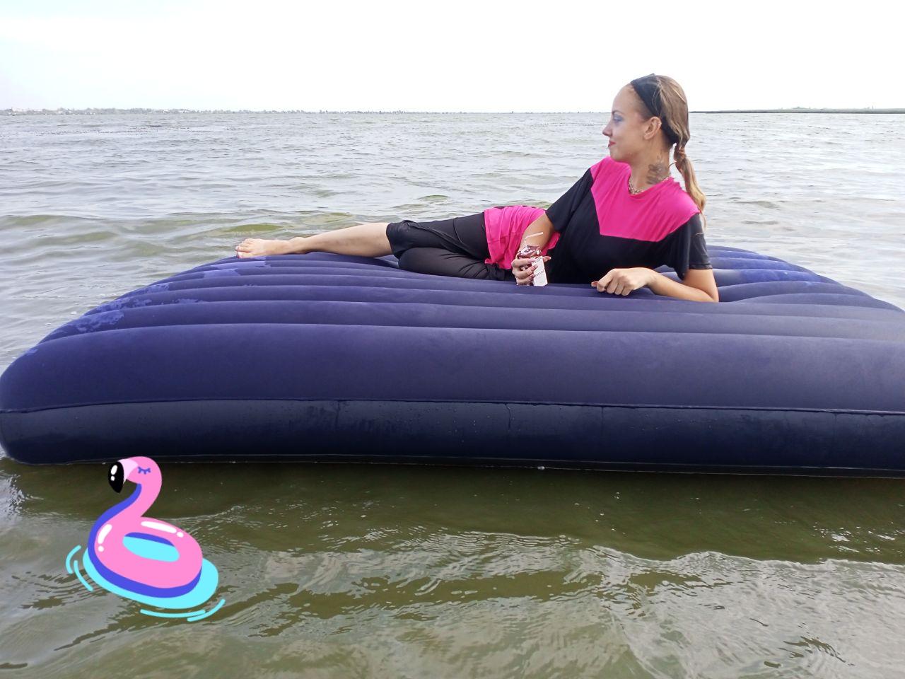 Отдыхаю на озере