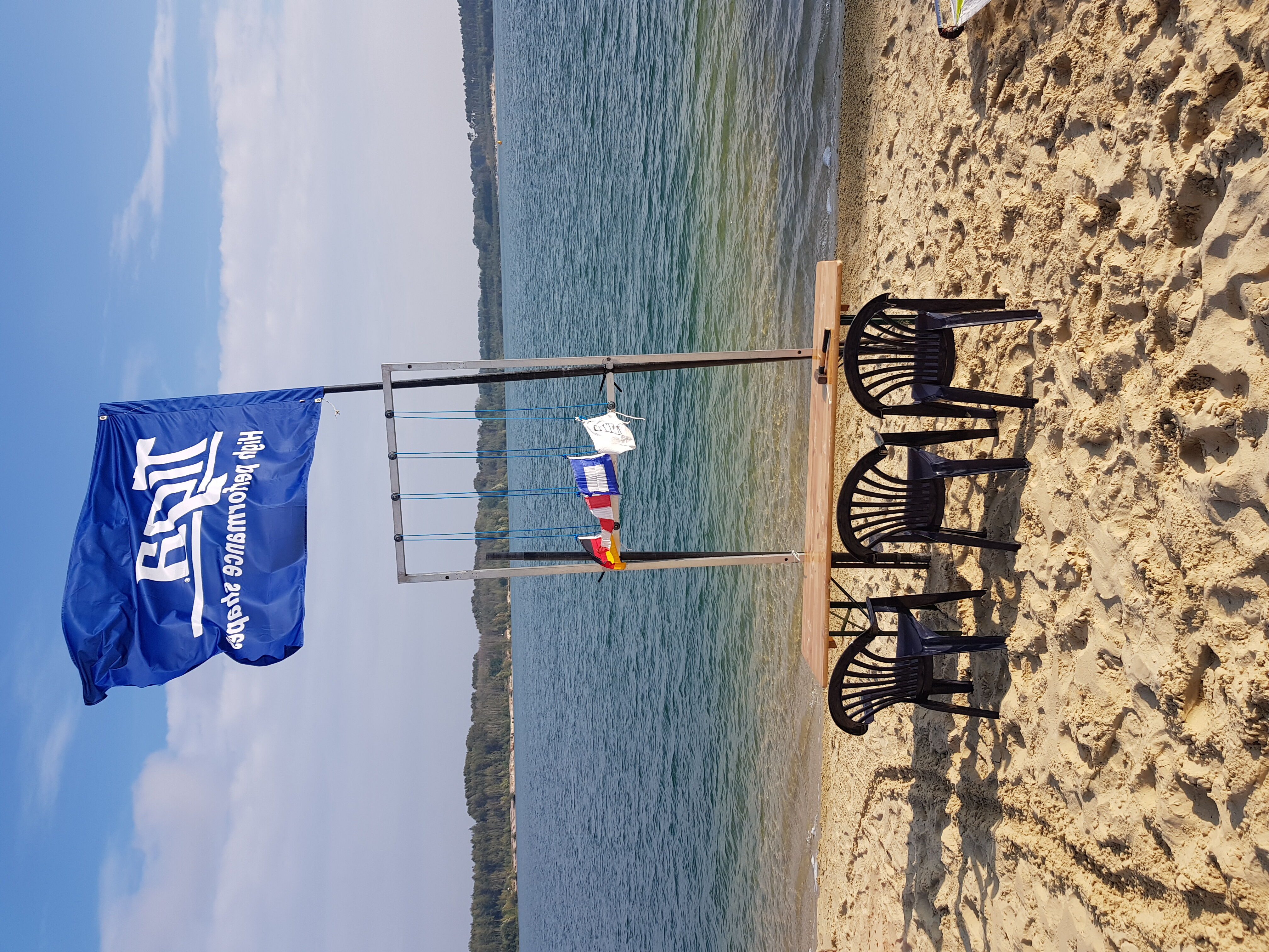 Windsurfing Regatta am Silbersee II