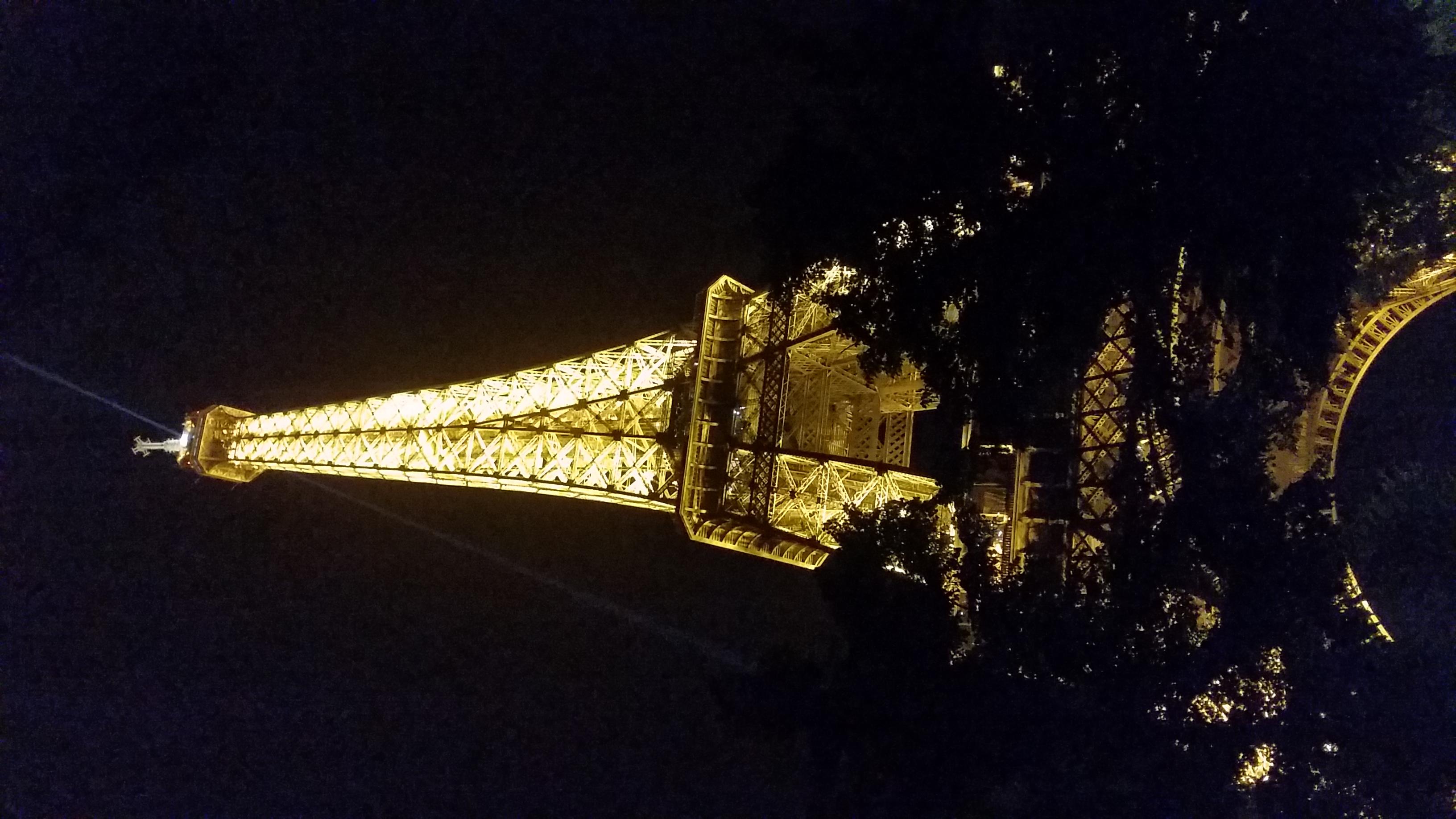 Прогулки в Париже
