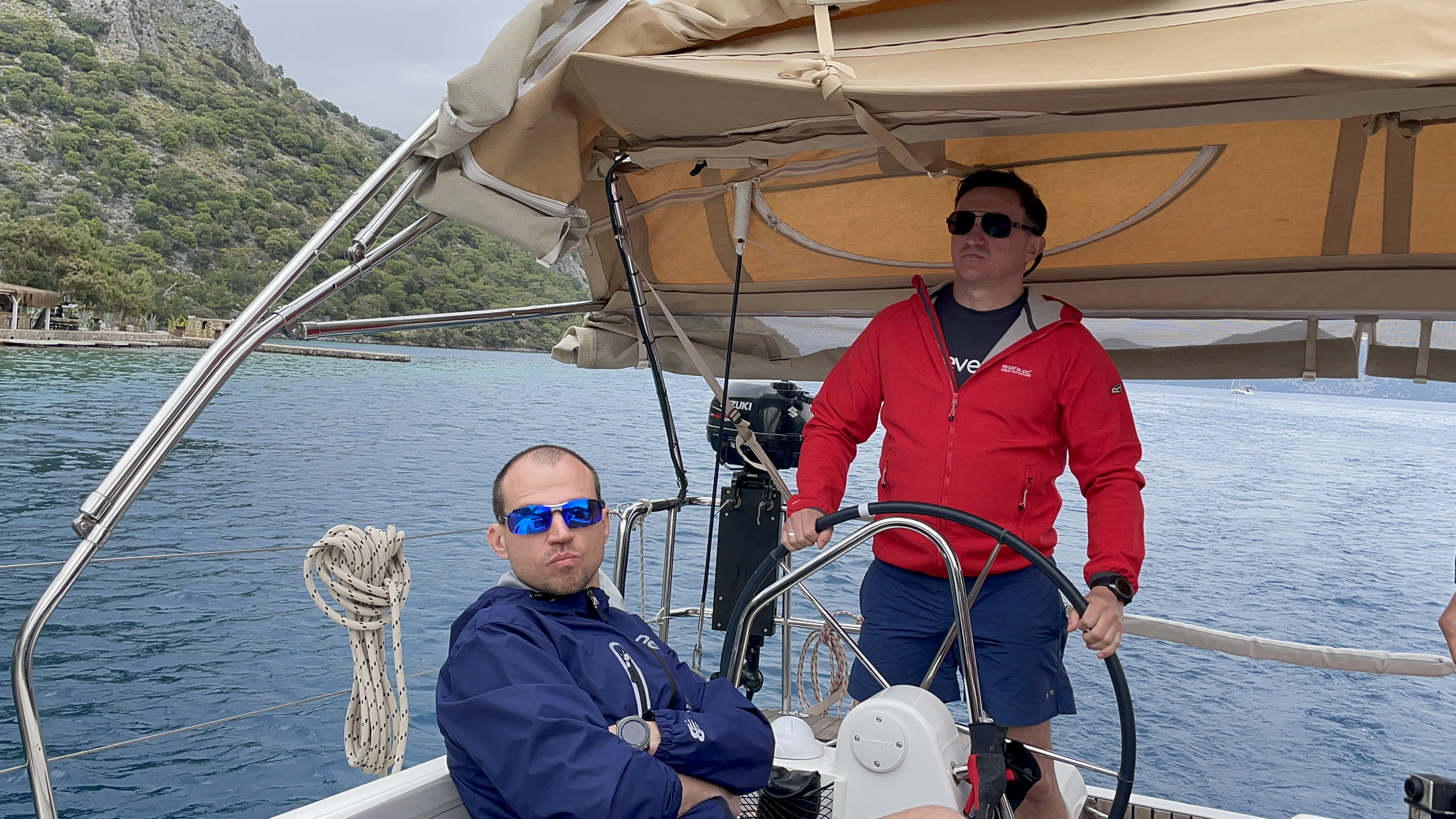 sevenpics presents - Sailing time