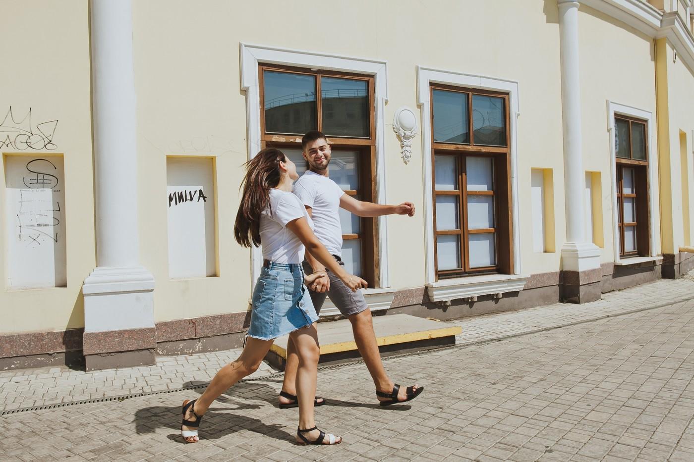 Жаркое лето в Одессе