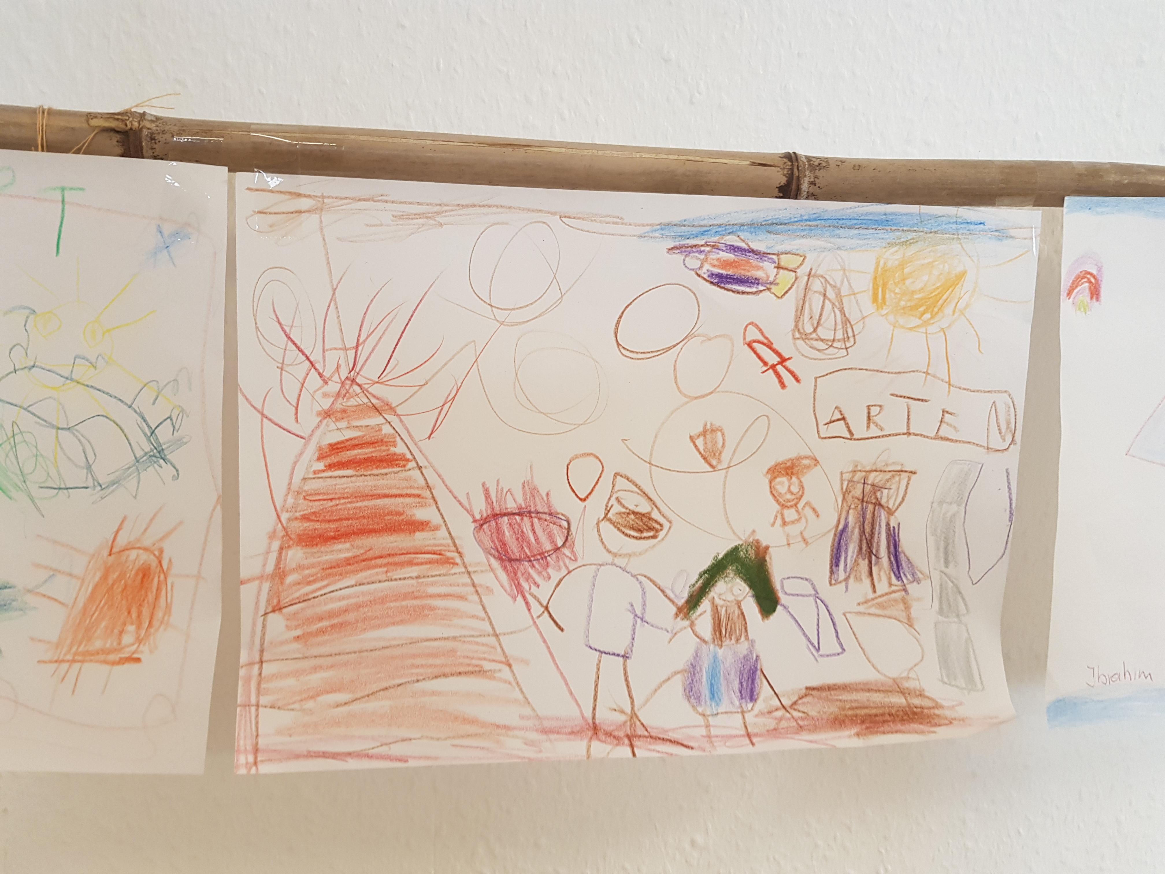 Рисунки моего ребенка 🥰