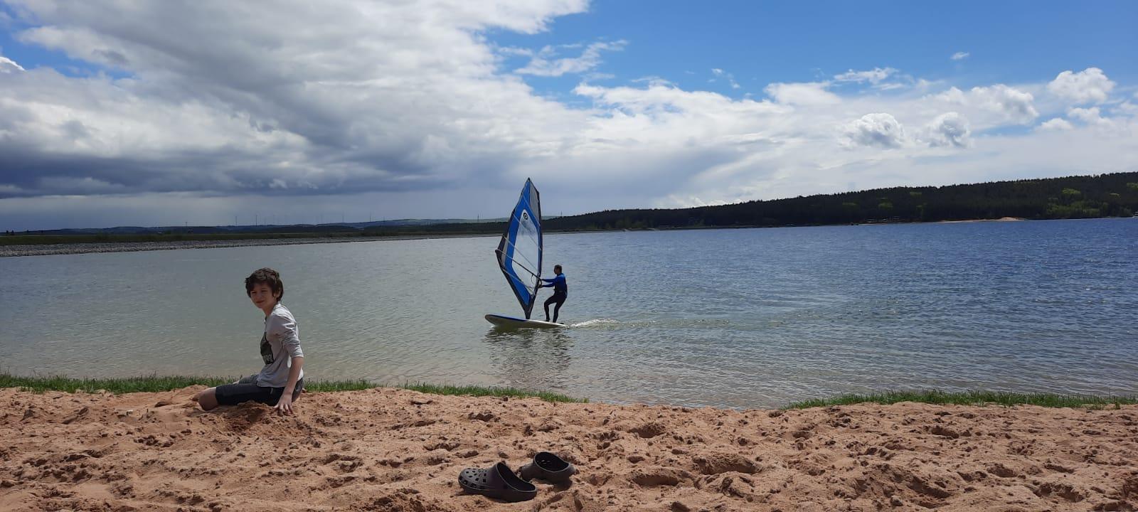 Озеро Бромбах