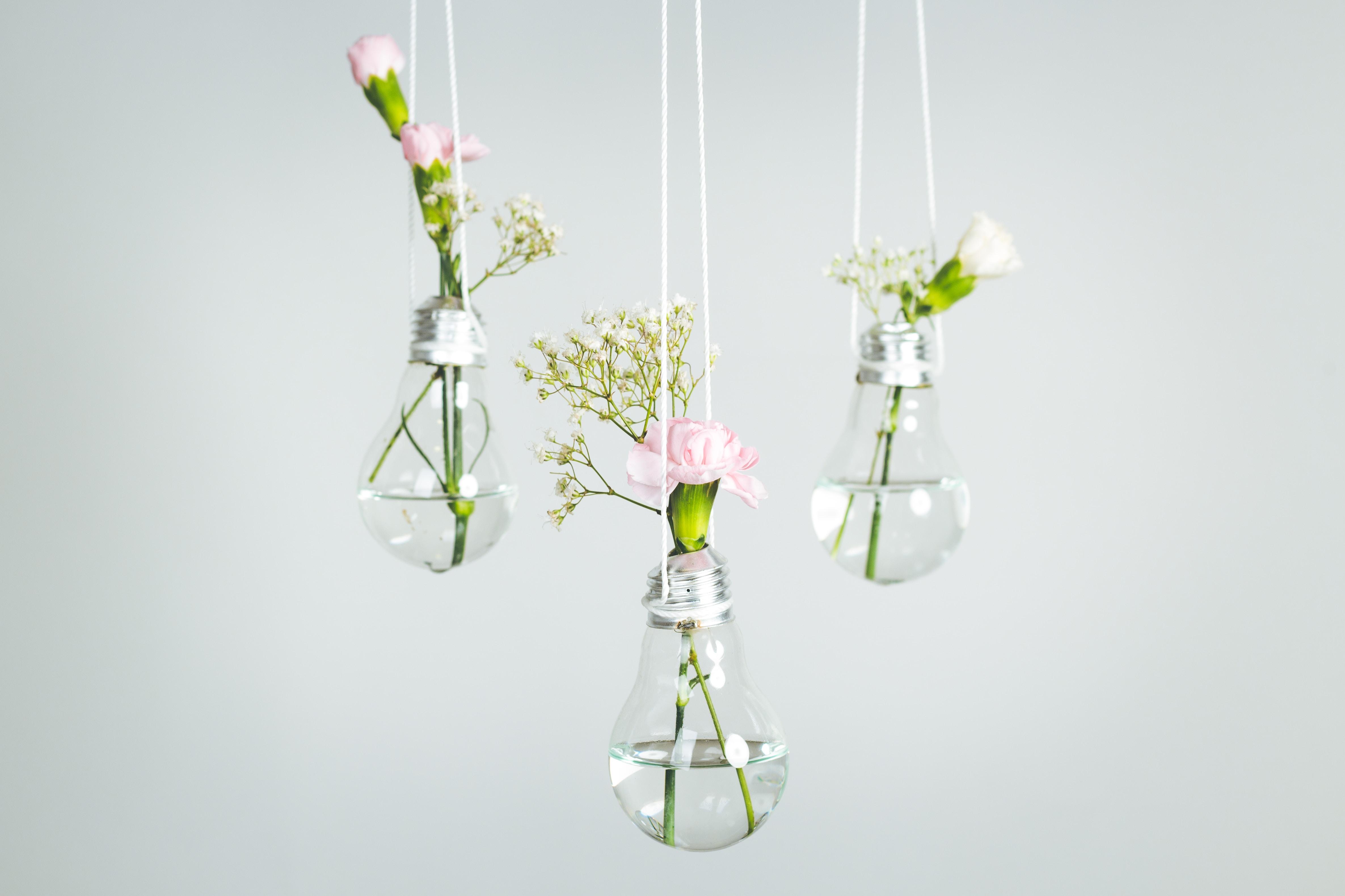 Kreative Vase zum Selbermachen