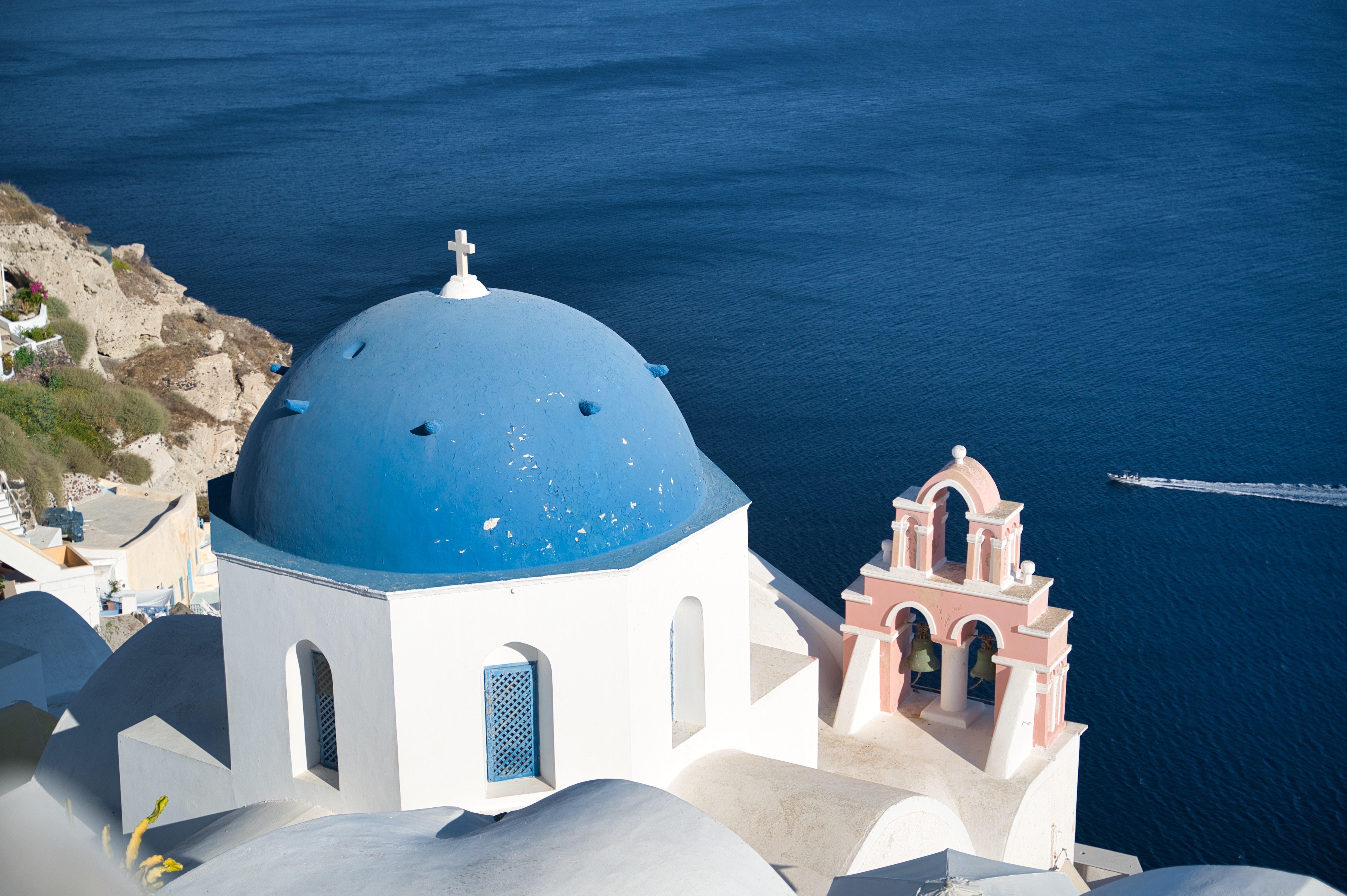 5 природных чудес Греции, которые Вы должны увидеть