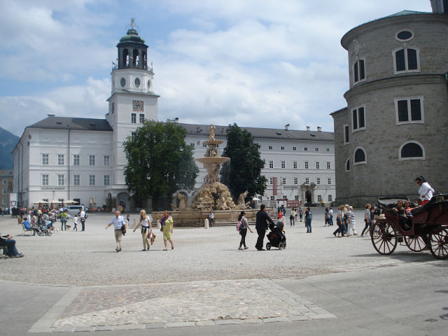 Г.Зальцбург,Австрия