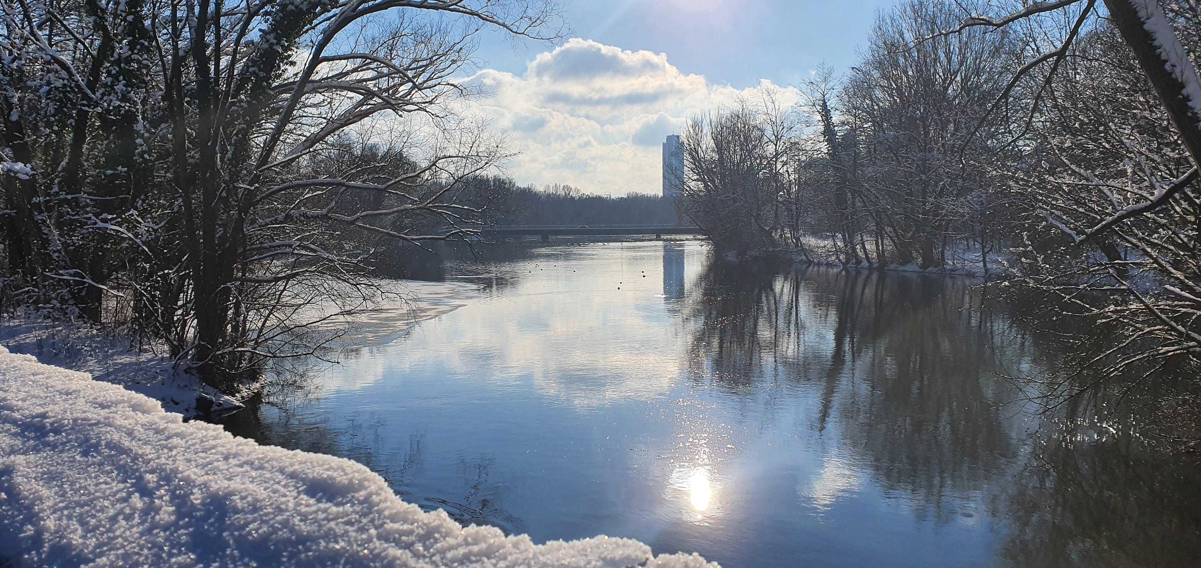 Зимние прогулки по Нюрнбергу